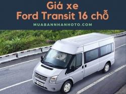 Giá xe Ford Transit 16 chỗ