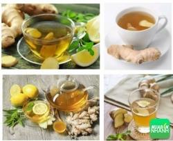 Công dụng tuyệt vời của trà sả chanh
