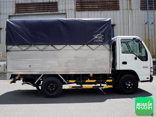 Báo giá xe tải Isuzu 1.4 tấn thùng mui bạt nhiều ưu đãi khuyến mãi,...